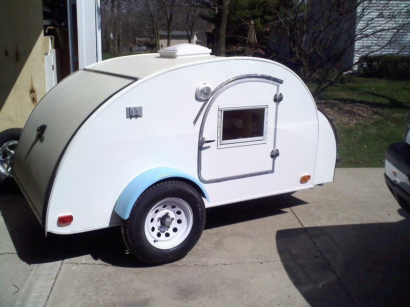Amazing 15 Small Camper Trailers With Which To Enjoy The Outdoors